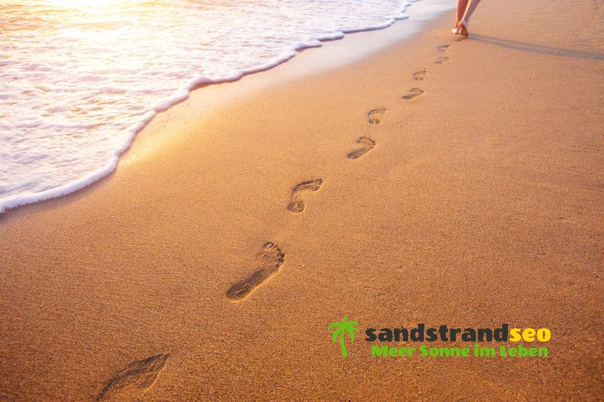 Der lange Weg zum SandstrandSEO