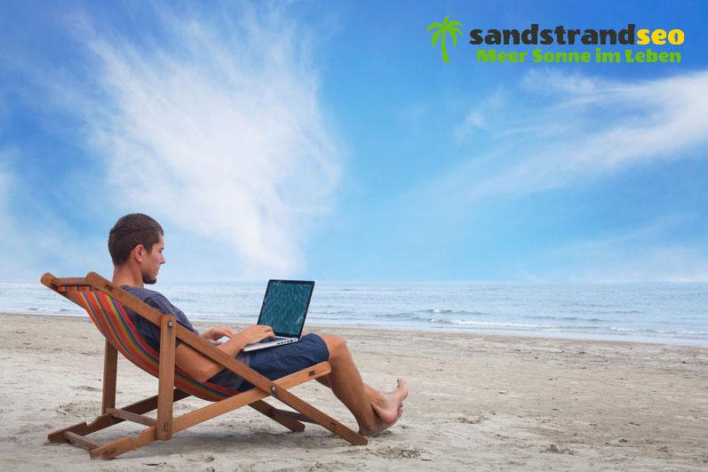 Genesis – die Geburt des ersten SandstrandSEO